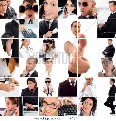 Business People Group Collection