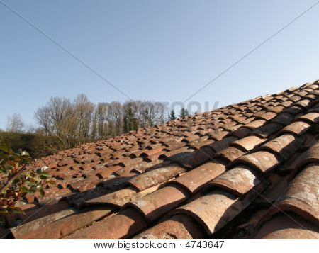 Sloping Roof Tiles