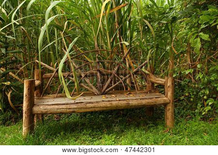 Tropical Love Seat