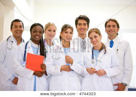 Equipo de hospital