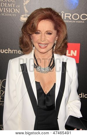 BEVERLY HILLS - JUN 16: Suzanne Rogers at the 40th Annual Daytime Emmy Awards at The Beverly Hilton Hotel on June 16, 2013 in Beverly Hills, California