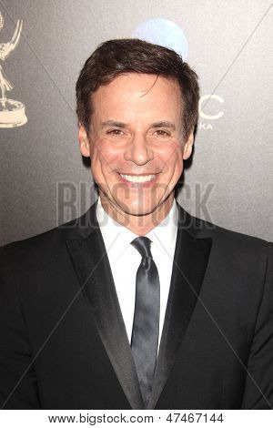 BEVERLY HILLS - JUN 16: Christian LeBlanc at the 40th Annual Daytime Emmy Awards at The Beverly Hilton Hotel on June 16, 2013 in Beverly Hills, California