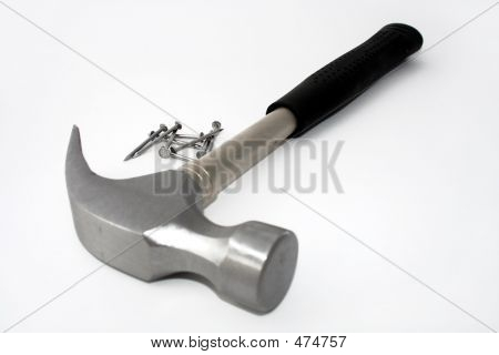 Hammer And Nails #2