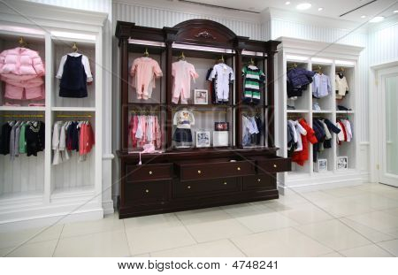 Babyish Clothing Department