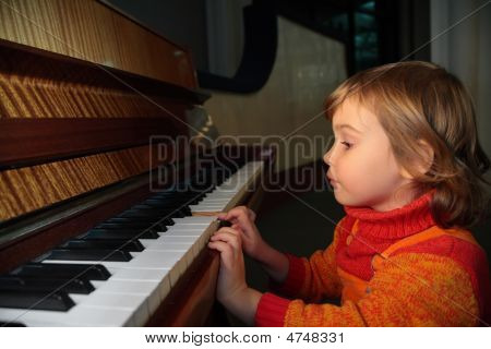 Child For Piano