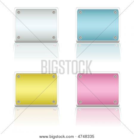 Metal Plate Variation