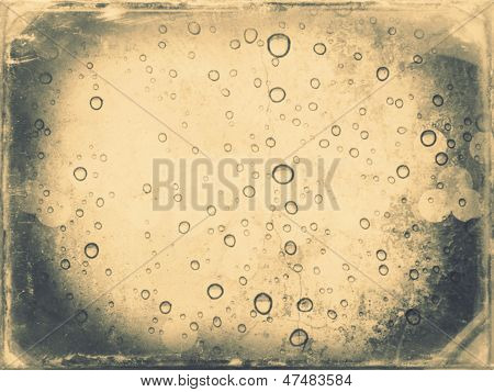 Bubbles Grunge