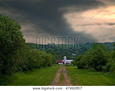 Tornado Approaching