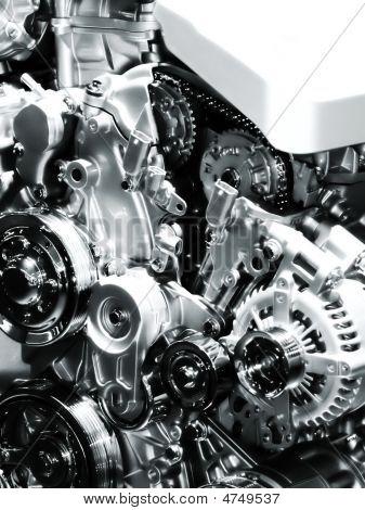 Silver Engine