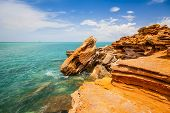 pic of broom  - An image of the nice landscape of Broome Australia - JPG