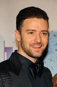 LOS ANGELES - 30 JUN: Justin Timberlake bij de 2013 BET Awards bij Nokia Theater L.A. Live op 30 juni
