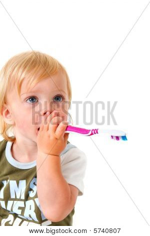 Child Toothbrush