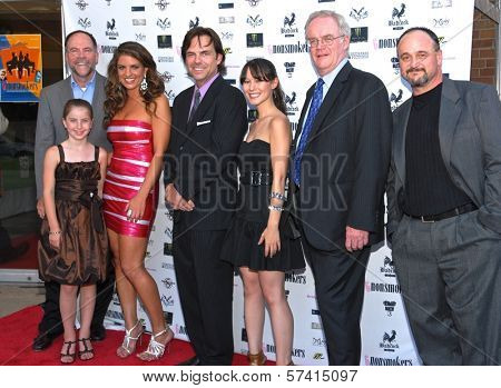 Bridgetta Tomarchio and the cast and crew of