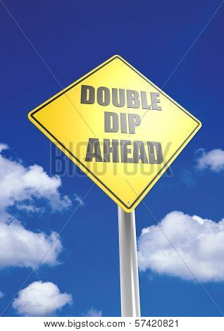 Double dip ahead