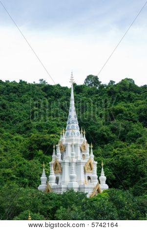 Wat Santi Khirikhet In Thailand