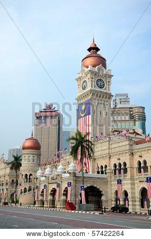 Sultan Abdul Samad Palace