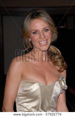 Jessalyn Gilsig  at the 62nd Annual DGA Awards - Arrivals, Hyatt Regency Century Plaza Hotel, Century City, CA. 01-30-10