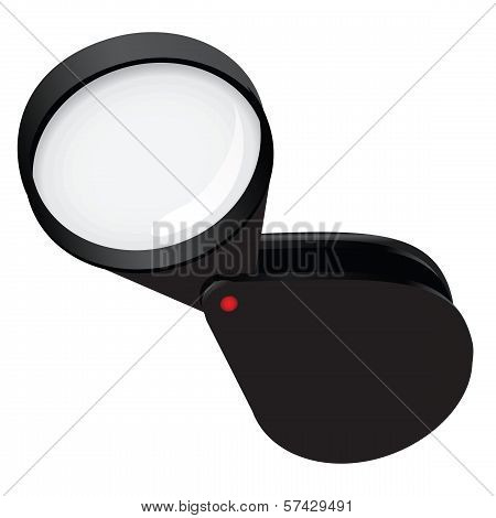 Compact Magnifying Glass