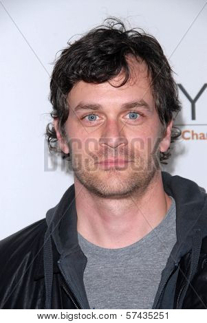 Tom Everett Scott at the World Poker Tour Celebrity Invitational Tournament, Commerce Casino, Commerce, CA. 02-20-10