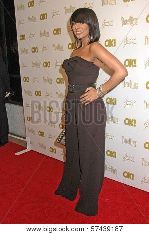 Keri Hilson at the OK Magazine Pre-Oscar Party, Beso, Hollywood, CA. 03-05-10