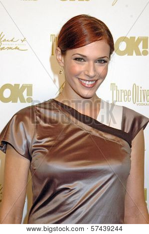 Amanda Righetti  at the OK Magazine Pre-Oscar Party, Beso, Hollywood, CA. 03-05-10