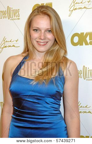 Emma Bell at the OK Magazine Pre-Oscar Party, Beso, Hollywood, CA. 03-05-10
