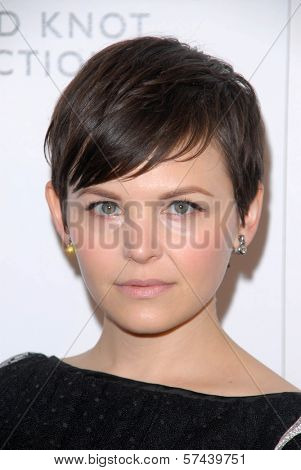 Ginnifer Goodwin at Everlon Diamond Knot Collection Honors Carey Mulligan, Chateau Marmont, Los Angeles, CA. 03-05-10