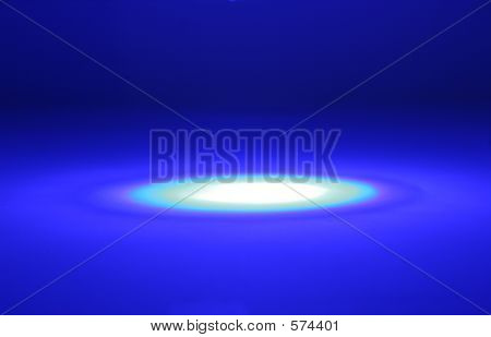 Blue Light Effect