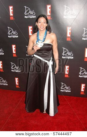 Julie Shu at the E! Oscar Viewing and After Party, Drai's, Hollywood, CA. 04-07-10
