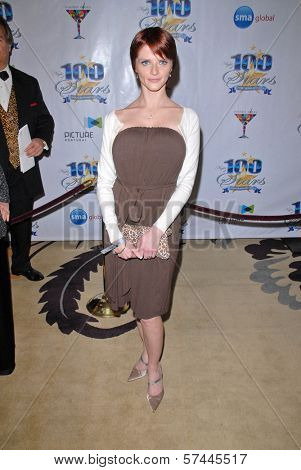 Joslyn James at the 2010 Night of 100 Stars Oscar Viewing Party, Beverly Hills Hotel, Beverly Hills, CA. 03-07-10