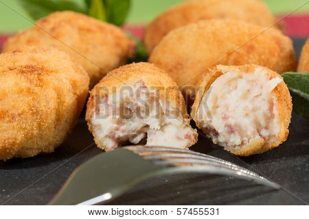 Croquettes Delicious