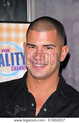Jd Ordonez  at the Fox Reality Channel's