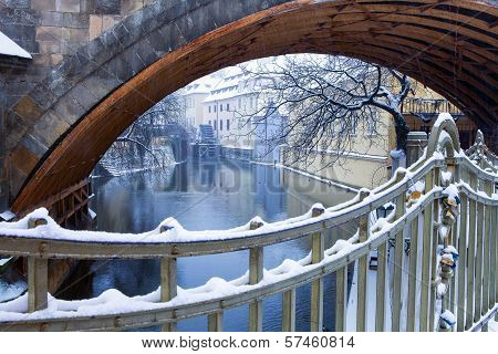 Czech Republic, Pague, Charles Bridge