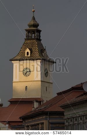 City Hall Tower, Brasov, Romania