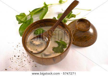 Tom Ka Gai Soup