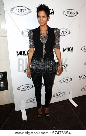 Halle Berry  at the Tod's Beverly Hills Boutique Opening Celebration, Tod's Boutique, Beverly Hills, CA. 04-15-10
