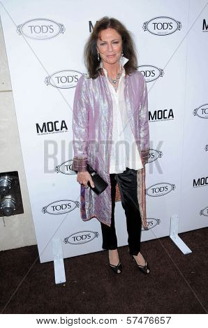 Jacqueline Bisset  at the Tod's Beverly Hills Boutique Opening Celebration, Tod's Boutique, Beverly Hills, CA. 04-15-10