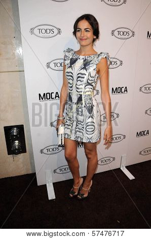 Camilla Belle  at the Tod's Beverly Hills Boutique Opening Celebration, Tod's Boutique, Beverly Hills, CA. 04-15-10