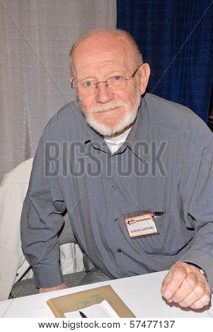 William Morgan Sheppard at the Wizard World Anaheim Comic Con Day 1, Anaheim Convention Center, Anaheim, CA. 04-16-10
