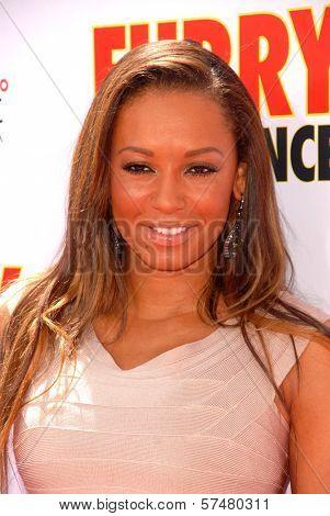Melanie Brown at the Los Angeles Premiere of