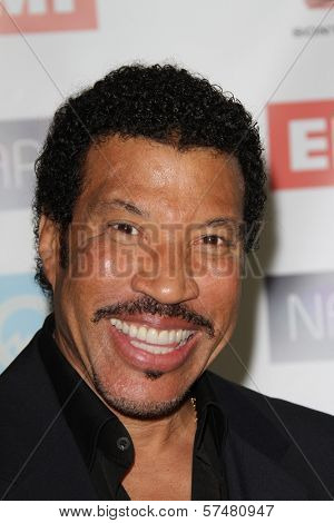 Lionel Richie at the NARM Music Biz Awards Dinner Party, Century Plaza Hotel, Century City, CA 05-10-12