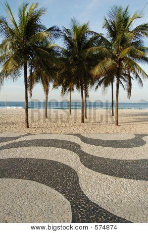 Acera de Copacabana