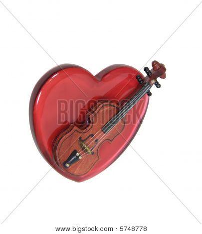 Amor à música