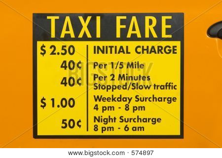 New York Taxi Fare