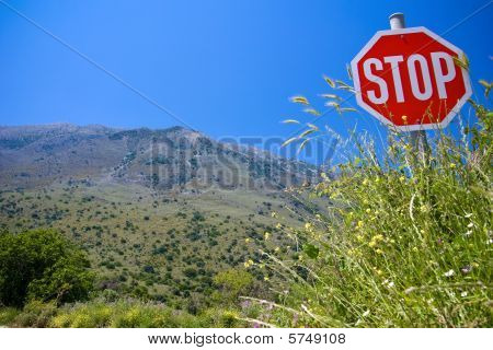 Stop Invasion In The Nature