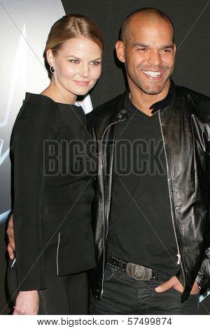 Jennifer Morrison and Amaury Nolasco  at the