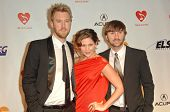 Charles Kelley, Hillary Scott and Dave Haywood at the 2010 MusiCares Person Of The Year Tribute To N