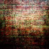 Abstract layered grunge texture