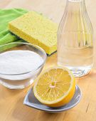 foto of baking soda  - Eco - JPG