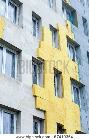 Thermal Insulation Of Building
